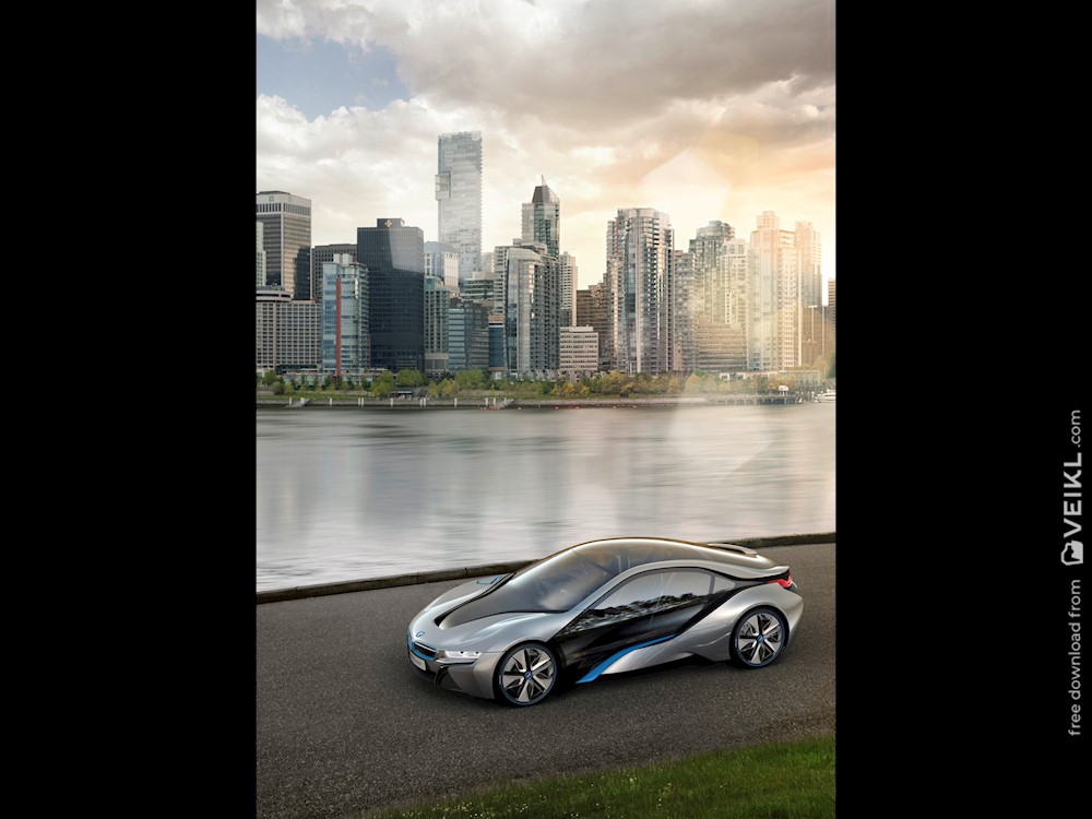 Bmw I8 Concept Wallpaper 2011 3 Page 3 Of 12 Veikl
