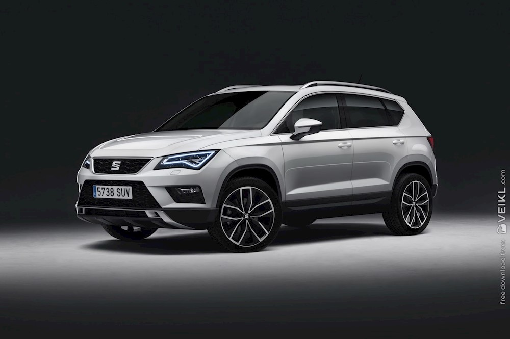Seat Ateca Wallpaper Veikl