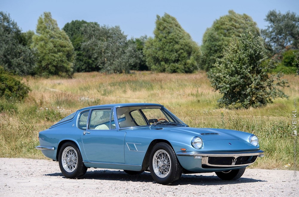 Maserati Mistral 3700 Coupe Wallpaper 1965 6 - Page 6 of ...