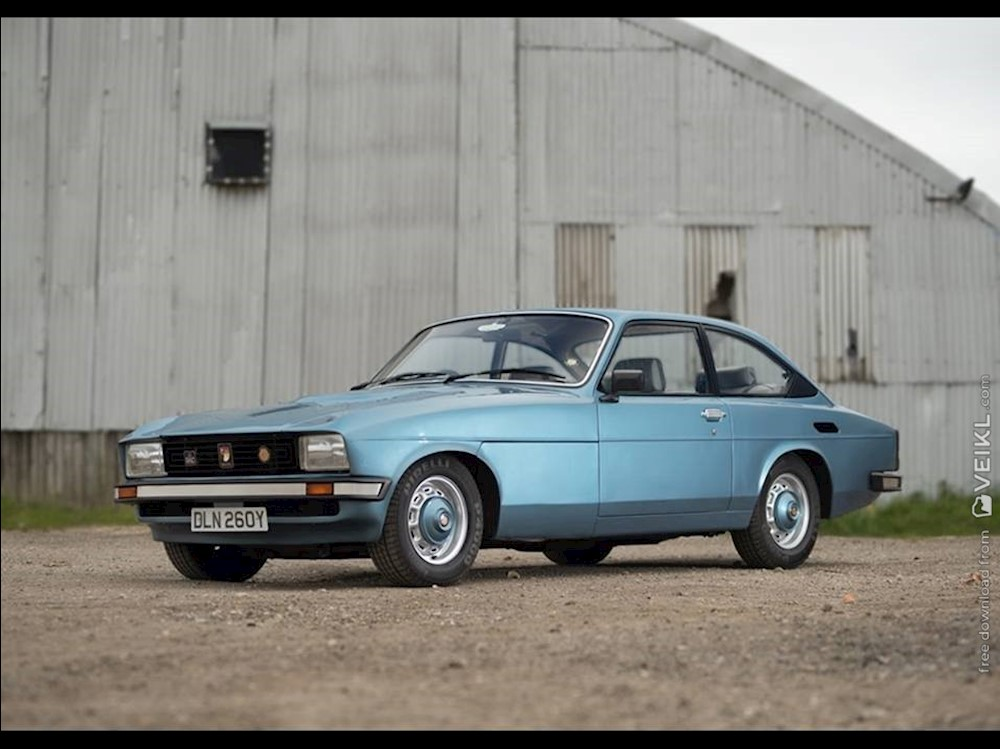 Bristol 603 Brigand Photo 1983