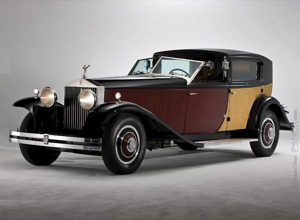Rolls-Royce Phantom II Photo 1933