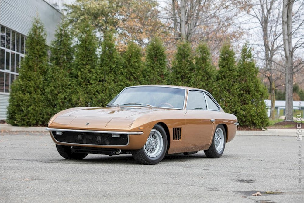 Lamborghini Islero 400 GT Photo 1968