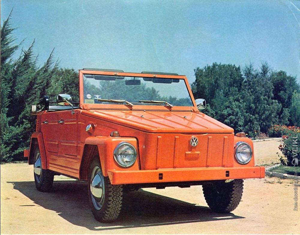 Volkswagen Thing Flyer 1972 EN