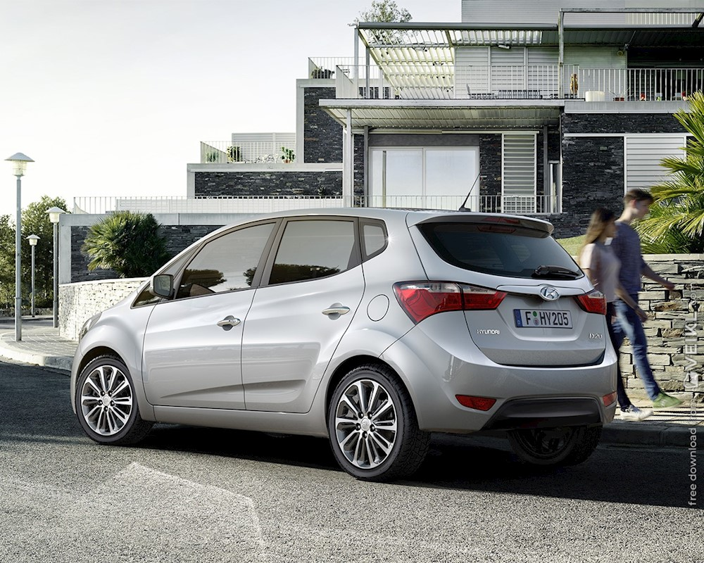 Hyundai ix20 Photo 2019 1