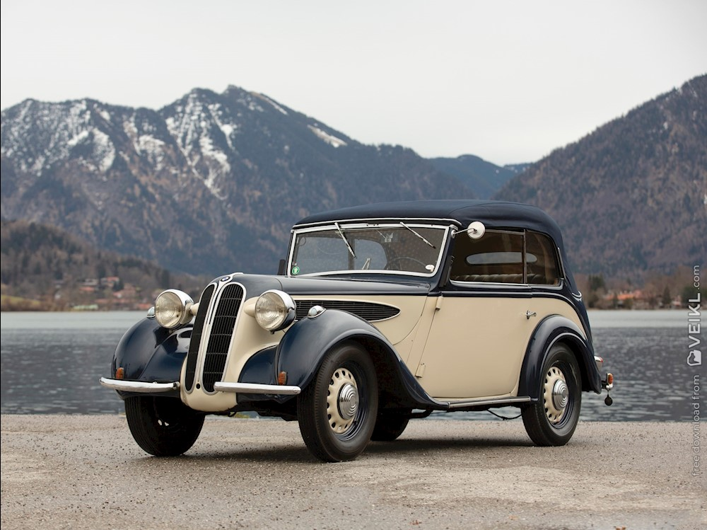 BMW 329 Convertible 1936 4 - Page 4 of 24 - Veikl