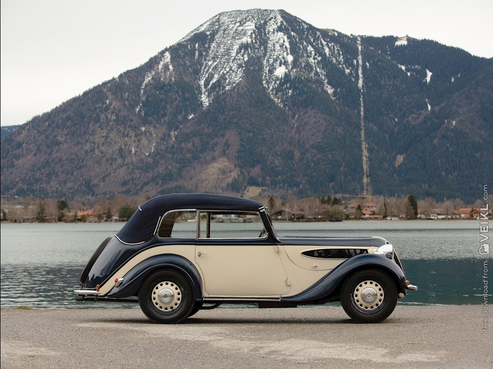 BMW 329 Convertible 1936 7 - Page 8 of 24 - Veikl