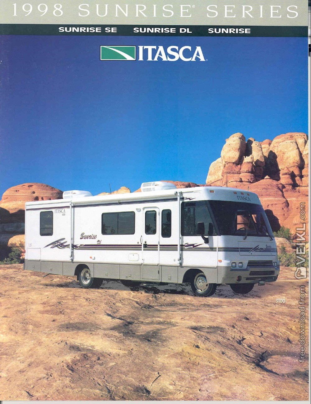 Itasca Sunrise Brochure 1998 EN
