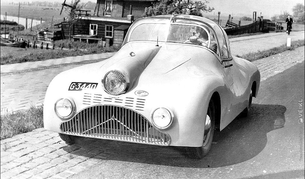 Gatso Cars Aero Coupe Photo 1949