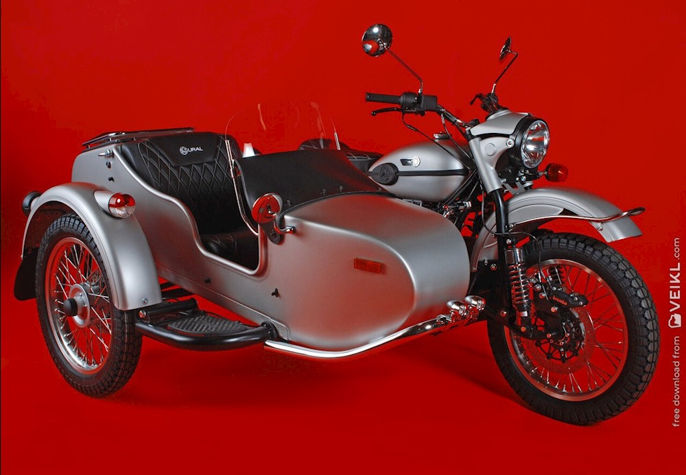Ural Motorcycles FRWL Photo Gallery 2020 4