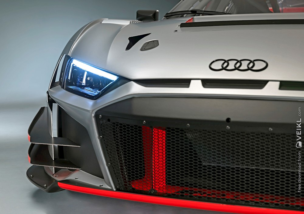 Audi R8 LMS Evo Wallpaper 2018