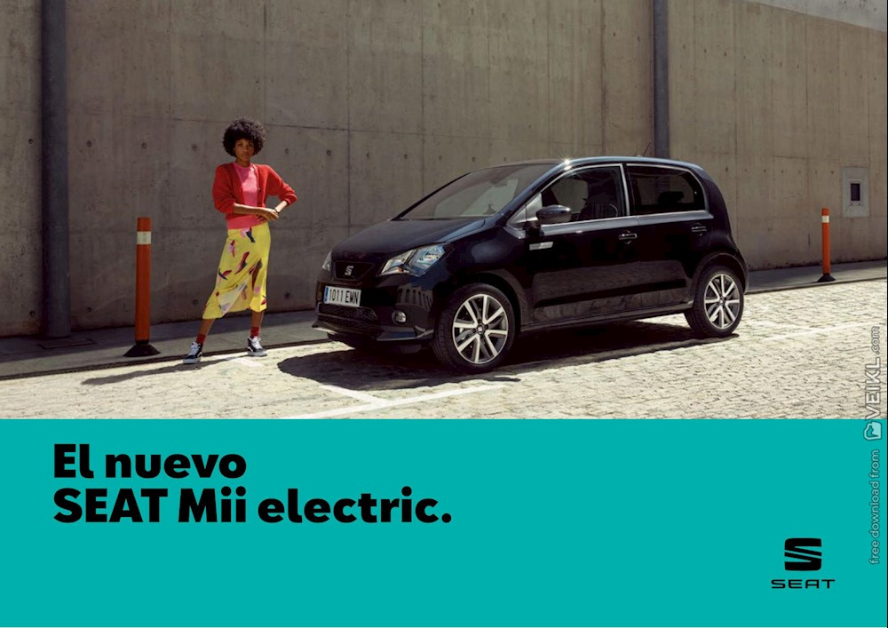 Seat Mii electric Brochure 2020 ES
