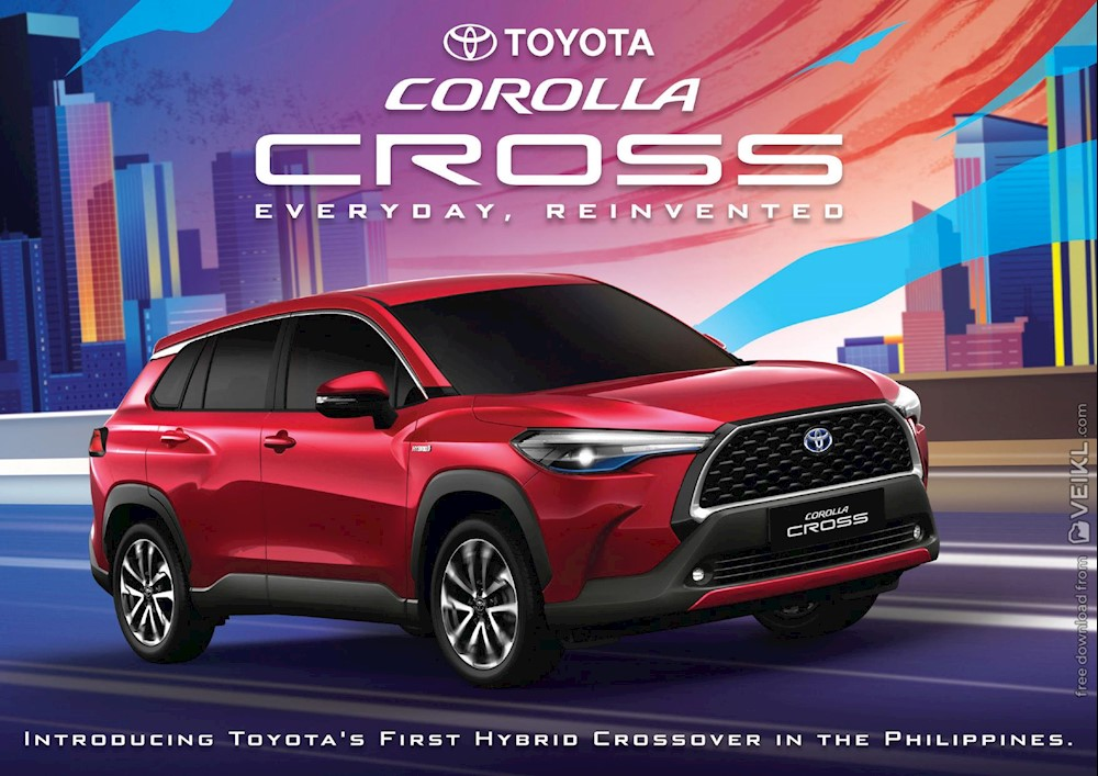 Toyota Corolla Cross Brochure 2020 EN Philippines