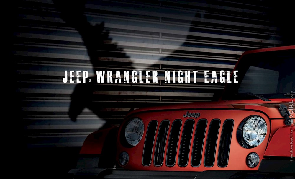 Jeep Wrangler Night Eagle Edition Brochure 2017 ES