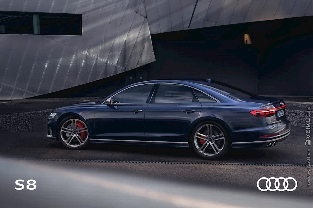 Audi S8 Brochure 2019 DE German