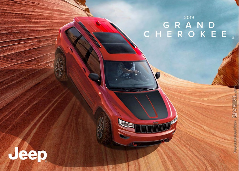 Jeep Grand Cherokee Brochure 2019 ES Mexico