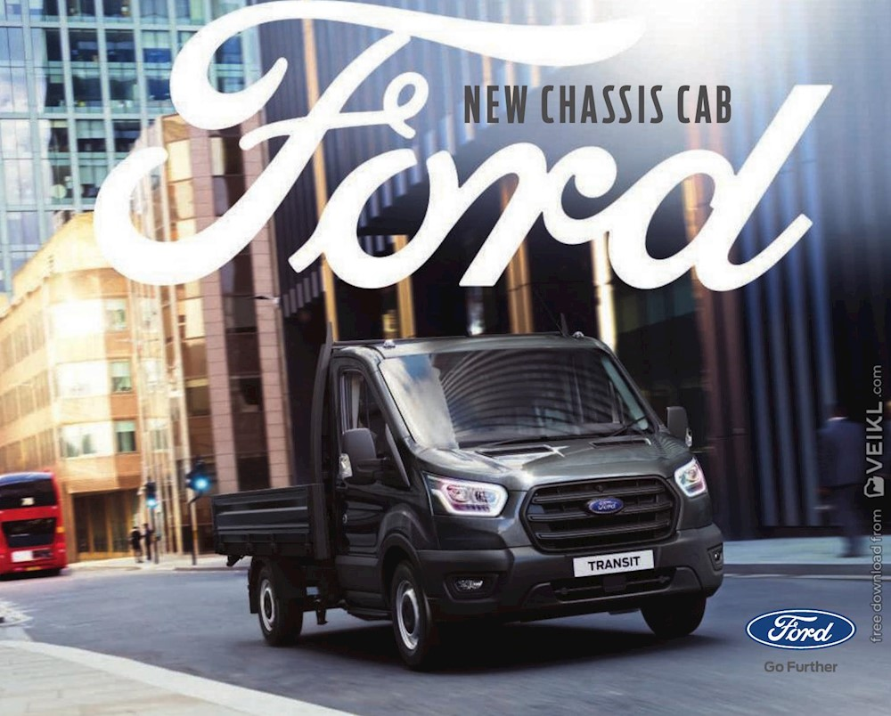 Ford Transit Chasis Cab Brochure 2019 EN UK