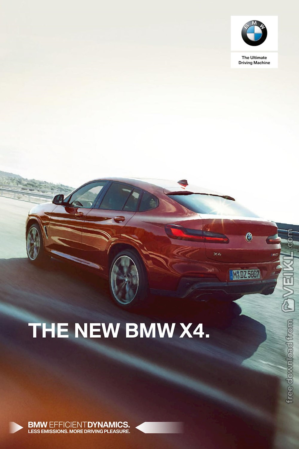 BMW X4 Brochure UK 2019 EN