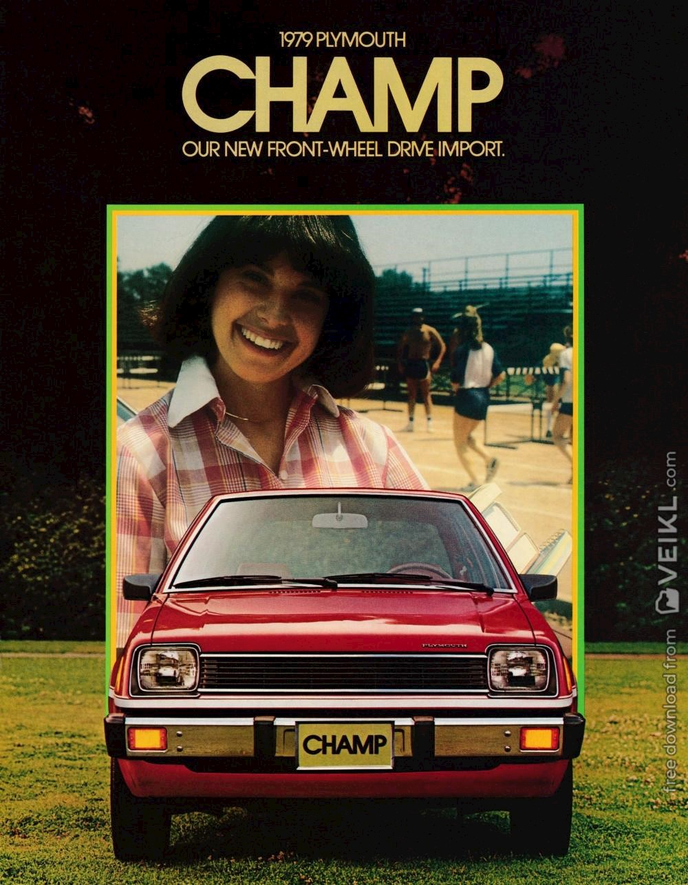 Plymouth Champ Brochure 1979 EN