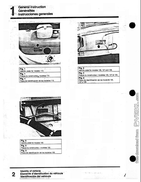 Volkswagen Beetle / Transporter Technical Workshop Manual